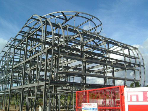 The ARC_Structural Steel Erection