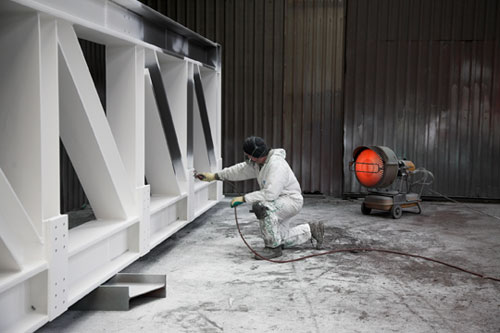 Steel Finishes F Amp M Whelan Steel Engineering A Leading