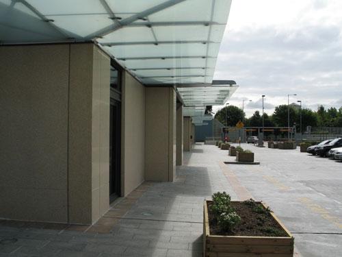 Nutgrove Retail Park_Canopy