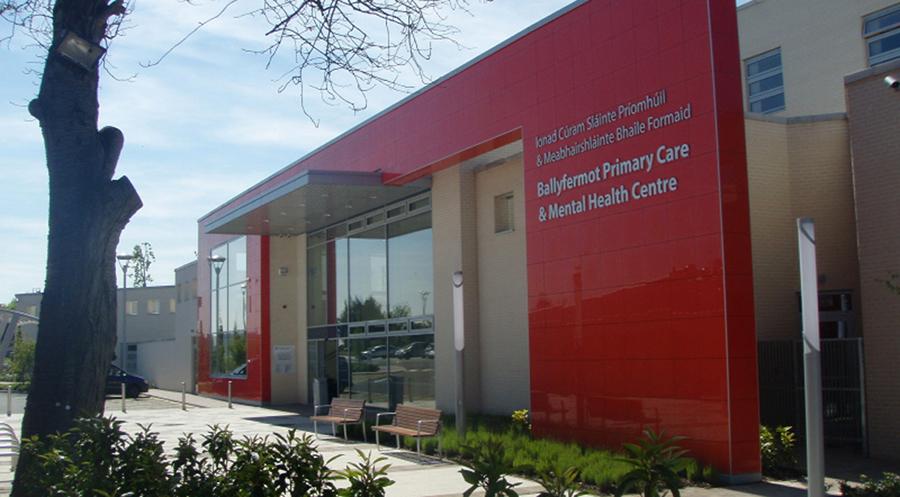 Ballyfermot Primary Care & Mental Health Centre_1