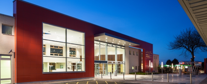Ballyfermot Primary Care & Mental Health Centre_3